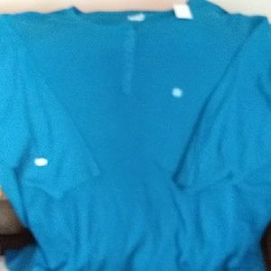 NWT!! Women's Blouse with slight pattern.